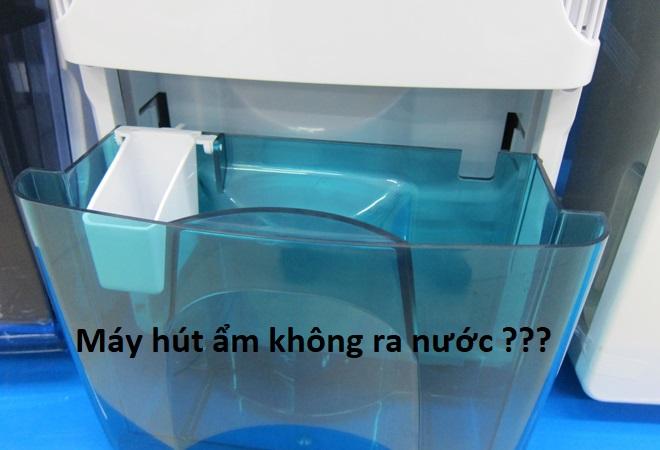 may hut am khong ra nuoc